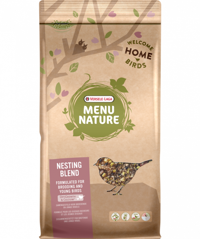 Versele Laga Menu Nature Nesting Blend 2.5 kg  acquista comodamente