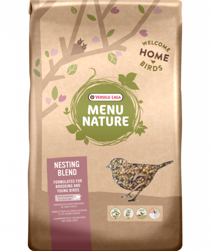 Versele Laga Menu Nature Nesting Blend  10 kg