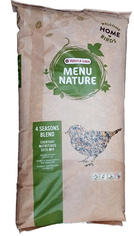 Versele Laga Menu Nature 4 Seasons Blend 5410340641101 opinioni