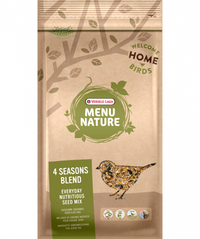 Versele Laga Menu Nature 4 Seasons Blend  1 kg