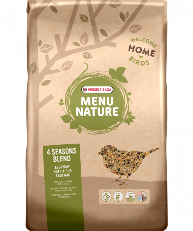 Versele Laga Menu Nature 4 Seasons Blend  12.5 kg