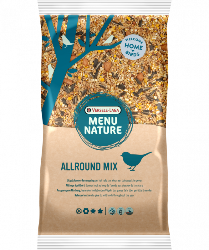 Versele Laga Menu Nature Allround Mix  2.5 kg