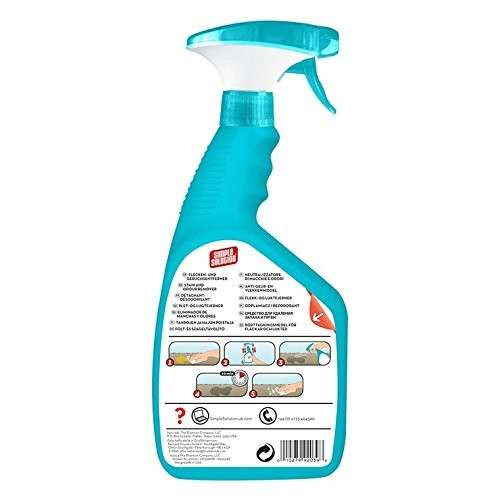 Simple Solution Stain and Odour Remover Dog 945 ml buy online