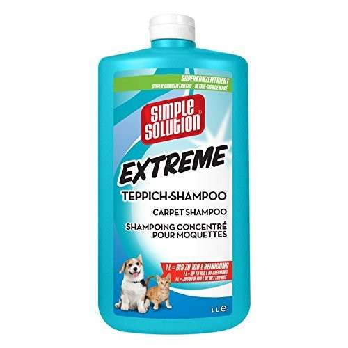 Simple Solution Extreme Teppich Schampoo 1 l