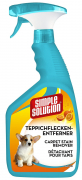 Simple Solution Eliminador de Manchas para Alfombras 945 ml