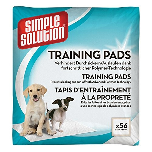 Simple Solution Puppy Training Pads 56 pcs