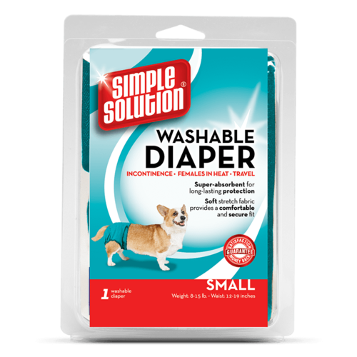 Simple Solution Couche Lavable Small Aqua 0010279920084