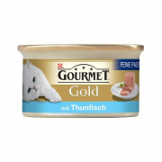 Purina Gourmet Gold - Fine Pâté with Tuna 85 g