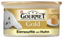 Purina Gourmet Gold - Egg Soufflé with Chicken 85 g