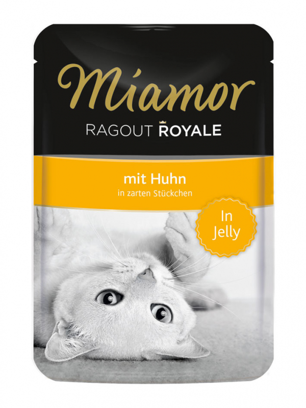 Ragout Royale Chicken by Miamor 100 g buy online