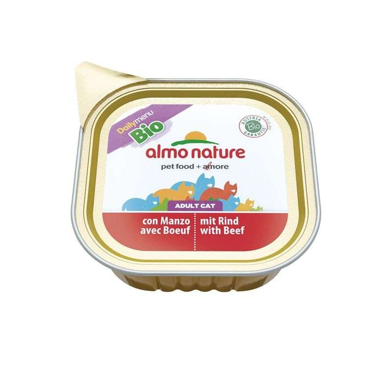 Almo Nature DailyMenu Bio with Beef 100 g buy online