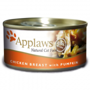 Applaws Natural Cat Food - Chicken Breast with Pumpkin 156 g