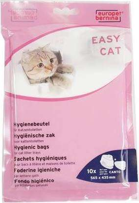 Europet-Bernina Easy-Cat Sachets Hygiéniques (V) 49.5x35 cm