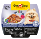 GimDog Fruity Menu Ragout with Beef, wild Berries and Vegetables 100 g