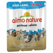 Azul Label Snack with Chicken 15 g