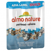 Azul Label Snack with Tuna 15 g from Almo Nature