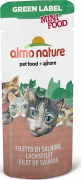 Almo Nature Green Label Mini Food with Salmon Fillet 3 g