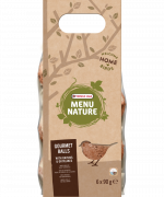 Versele Laga Menu Nature Gourmet Balls with Raisins & Oatflakes 540 g