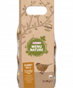 Menu Nature Gourmet Balls with Peanuts & Sunflower Seeds - EAN: 5410340644126