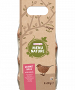 Versele Laga Menu Nature Gourmet Balls with Berries Art.-Nr.: 76592