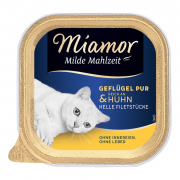 Milde Mahlzeit Poultry Pure & Chicken from Miamor 100 g