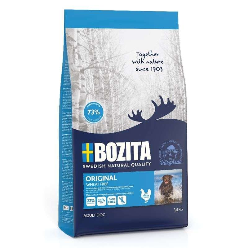 Bozita Original Wheat Free 3.5 kg