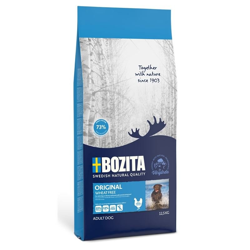 Bozita Original Wheat Free 3.5 kg, 12.5 kg, 1.1 kg