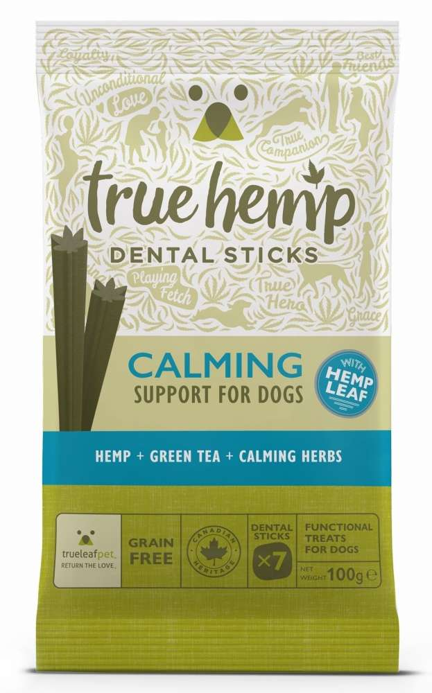 Dental Sticks Calming von True Hemp 100 g online günstig kaufen