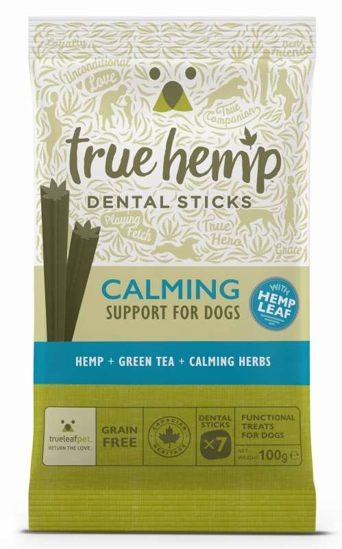 True Hemp Dental Sticks Calming EAN: 0628451770688 reviews