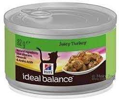 Hill's Ideal Balance Feline Adult med Kalkun 12x82 g