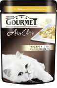 PurinaGourmet Pouch a la Carte - Chicken & Pasta Pearls 85 g Cat food