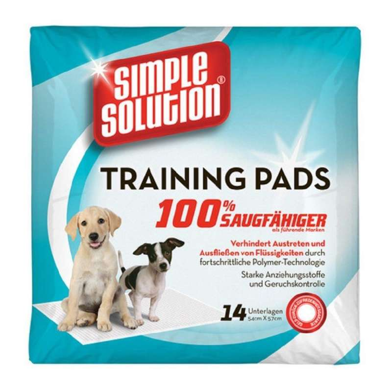Simple Solution Puppy Pads 14 pcs