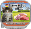 MAC'sKitten - Turkey, Duck, and Beef in Tray 85 g Kittens & Junior cats