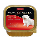Vom Feinsten Junior Manzo + Pollame 150 g