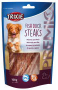 Trixie Premio Fish Duck Steaks 100 g