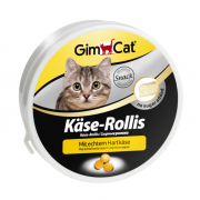 GimCat Cheese Rolls 100 Pieces 50 g