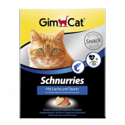 GimCat Salmon Schnurries 420 g