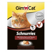 GimCat Chicken Schnurries 420 g