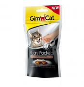 Nutri Pockets with Poultry+Biotin 60 g