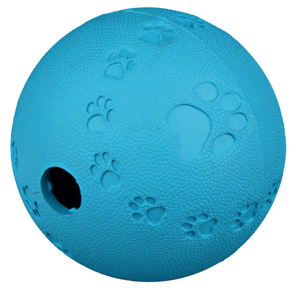 Trixie Dog Activity Snackball, Natuurlijk rubber