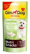 GimDog Nutri Snacks Sensitive 40 g Art.-Nr.: 13982