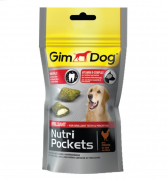 GimDog Nutri Pockets Brilliant 45 g