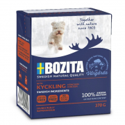 Bozita Tender Chicken Chunks in Jelly