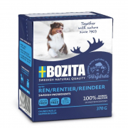 Bozita Chunks in Jelly Reindeer Art.-Nr.: 15656