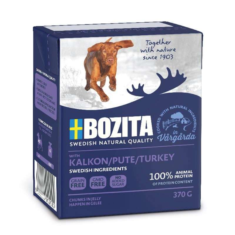 Bozita Chunks in Jelly Turkey 370 g