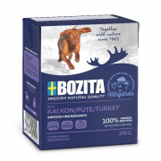 BozitaChunks in Jelly Turkey 370 g Dog food