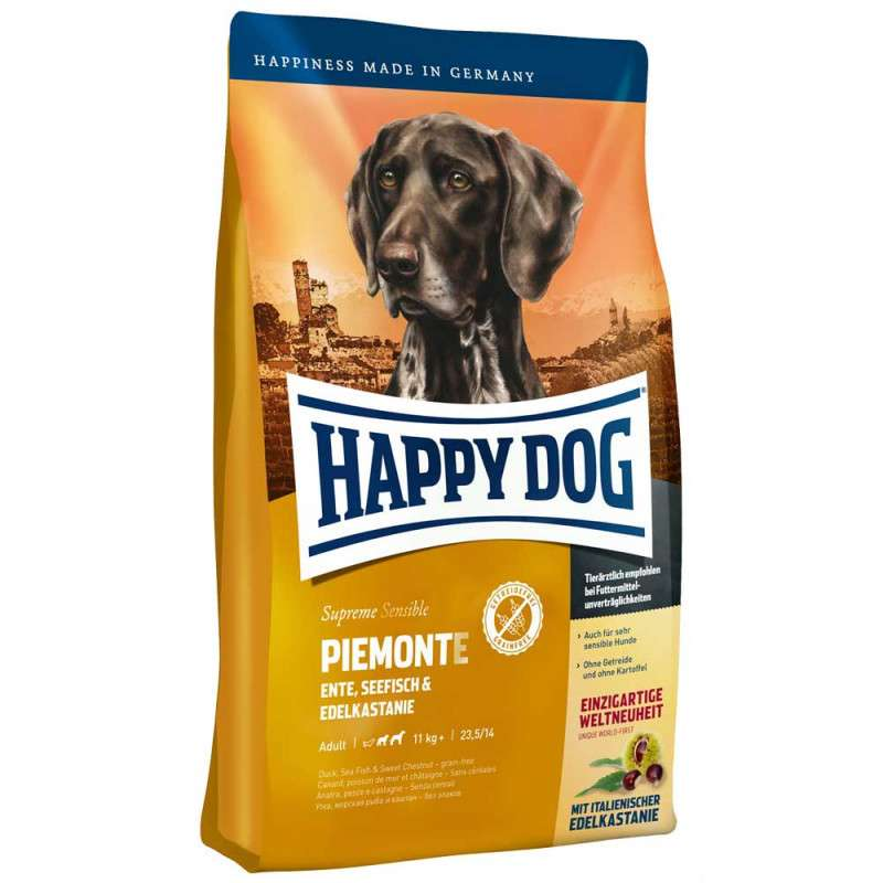 Happy Dog Supreme Sensible Piemonte 10 kg 4001967102000 opiniones