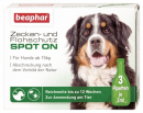 Flea and Tick Spot On Solution for Large Dogs (from 15 kg) - EAN: 8711231138470