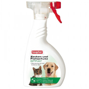 Flea and Tick Spray, dog / cat 400 ml