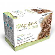 Applaws Multipack Kitten en Boîte 70 g